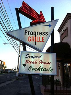 Progress Grill
